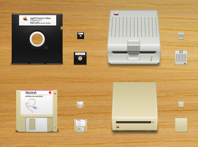 Vintage Floppies And Drives