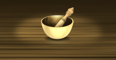 Singing Bowl Icon
